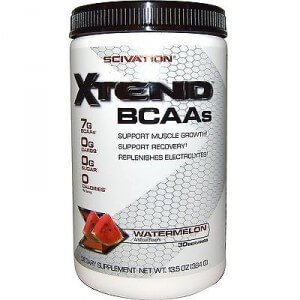 Scivation Xtend – BCAA İnceleme